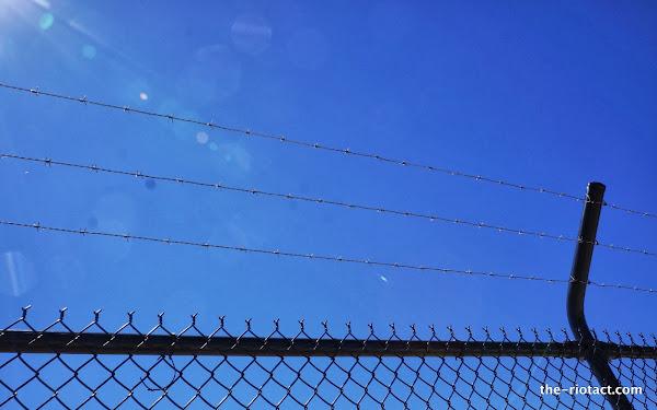 not razor wire