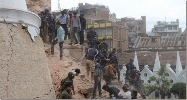 terremoto en nepal 2015 7