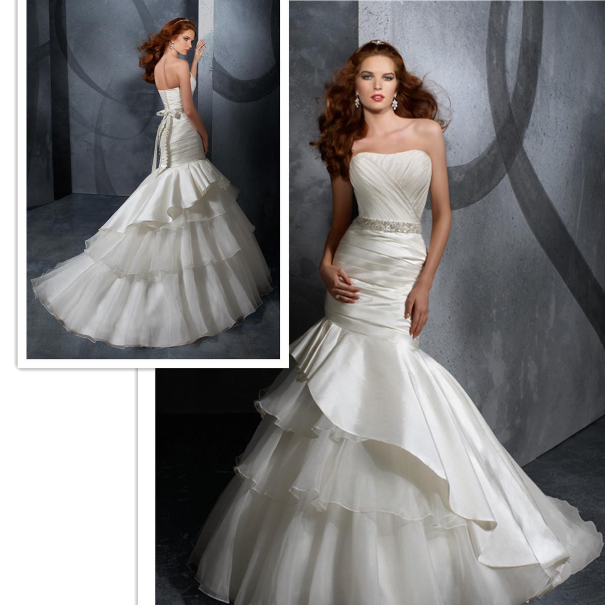 Fashionable Mermaid Wedding