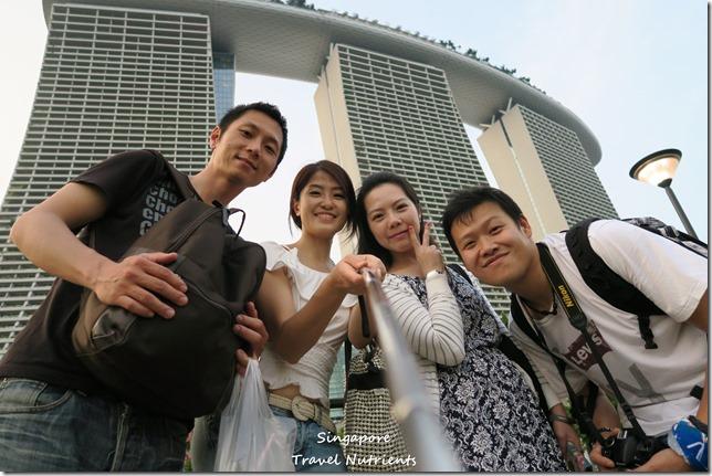 新加坡超級樹燈光秀 (2)