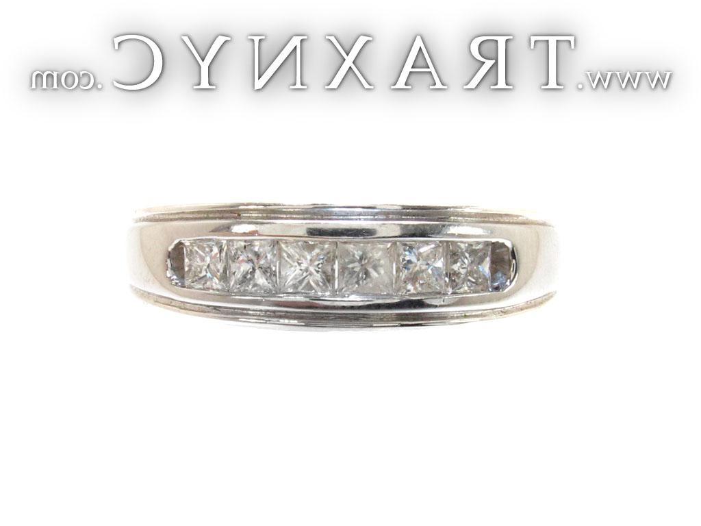 Full Size Picture for Mens Invisible Diamond Ring 22062