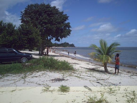 Praia de São Francisco - Ilha de Mosqueiro, Belém do Parà
