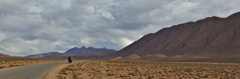 Un peisaj rupt din vestul salbatic.