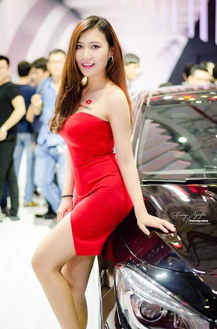 hot girl nguyen thy