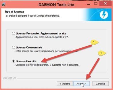 licenza-gratuita-daemon-tools
