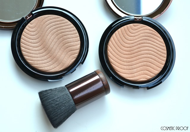 MAKE UP FOR EVER Pro Bronze Fusion in Shades 10M & 15I Review and Swatches (4)