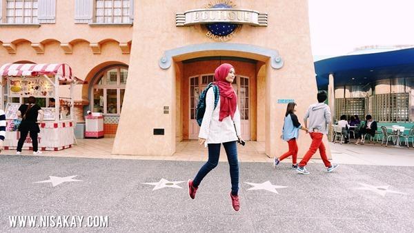 Nisakay Ke Osaka - Air Asia X - Universal Studios Japan (6)