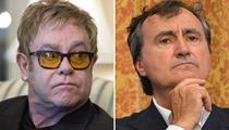 Elton John e Brugnaro sindaco di Venezia
