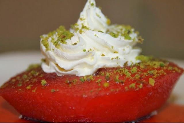 Kremalı ayva tatlısı nasıl yapılır tarifi