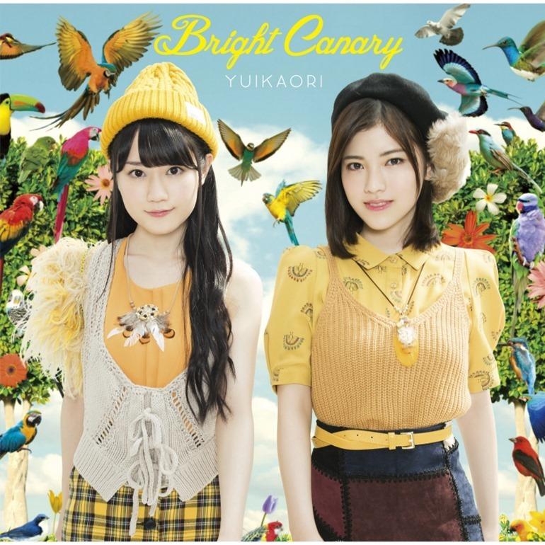 YuiKaori_Bright Canary