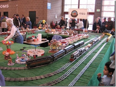 IMG_0854 Toy Train Operating Society - Pacific Northwest Division at the WGH Show in Puyallup, Washington on November 21, 2009