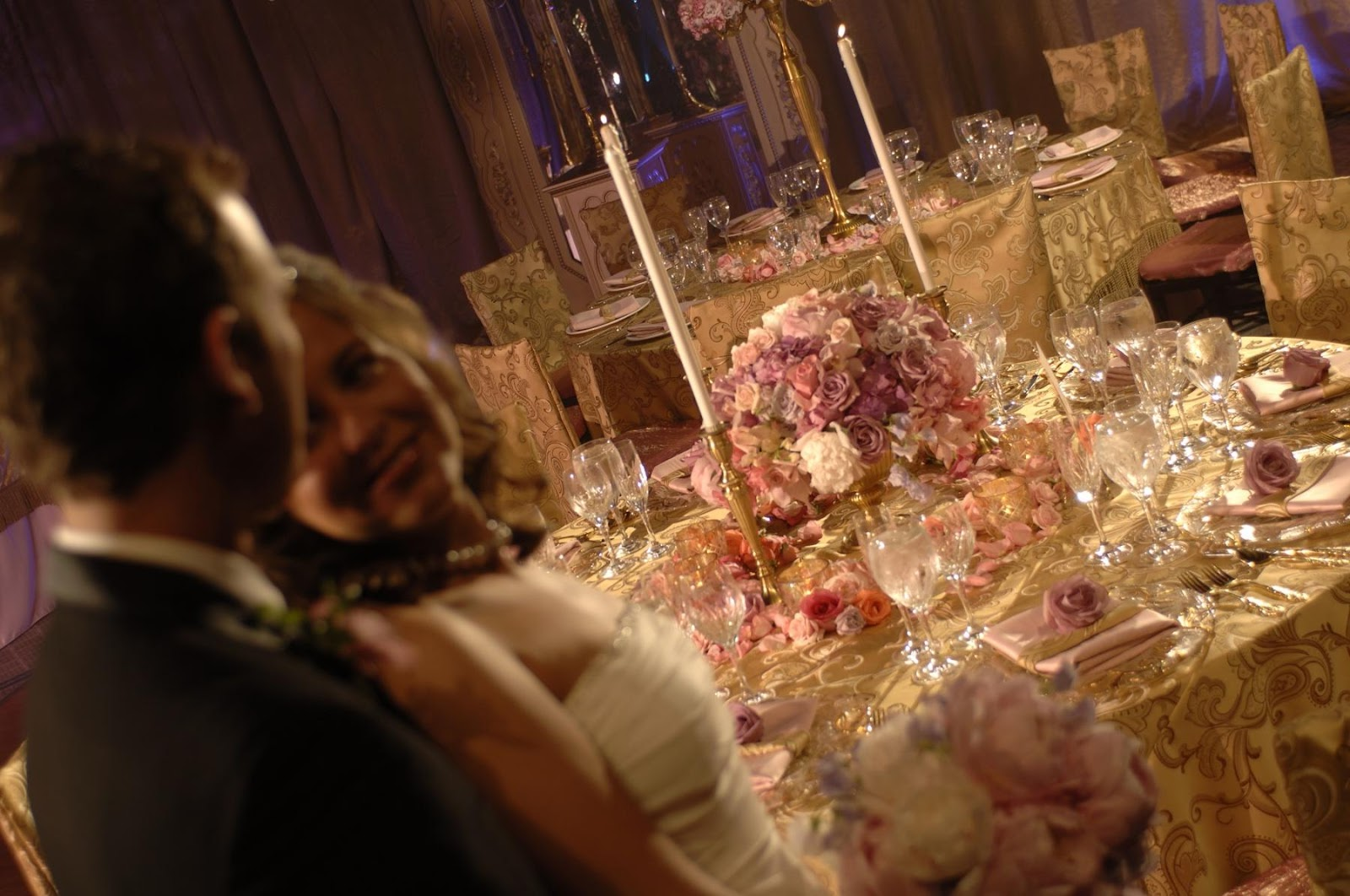 wedding reception ideas on a