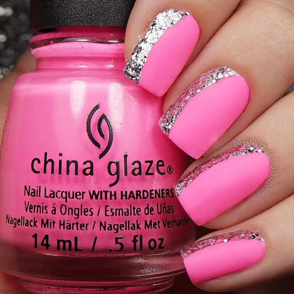 Style File Cute Pink Nail Art Ideas 2016