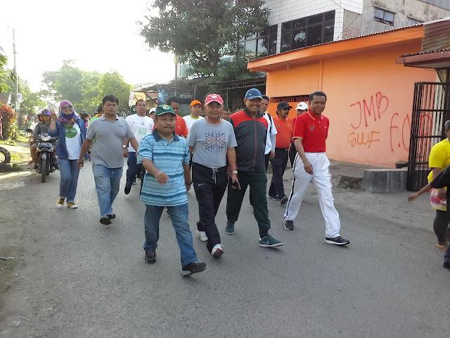 Fun Walk 2015 bersama Bupati Bantaeng dan Gubernur SulSel-4
