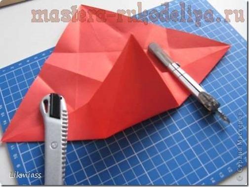 flor de pascua origami (10)