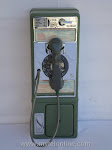 Single Slot Payphones - Mountain Bell, New Mexico 1C loc LP1