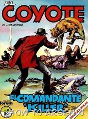 P00008 - El Comandante Killer #8