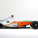 Force India F1 VMJ02 side