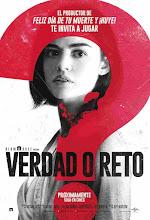 Truth Or Dare (Verdad O Reto) (2018)[BRRip] [1080p] [Full HD] [Latino] [1 Link] [MEGA] [GDrive]