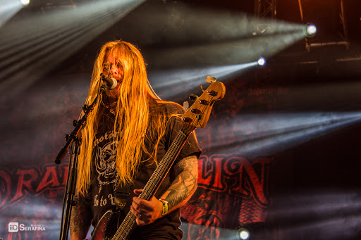 Orange Goblin au Hellfest 2015