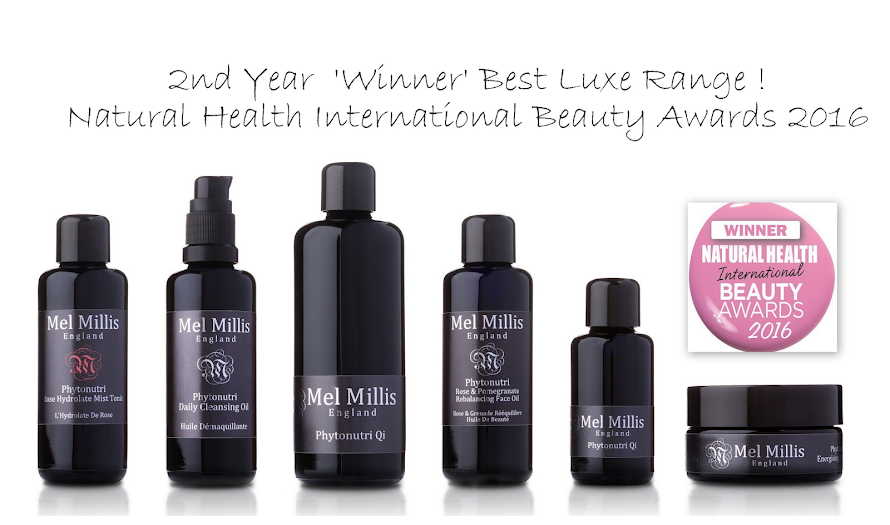 Natural Health Awards Winner 2015