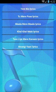 Wazir Top Songs - screenshot