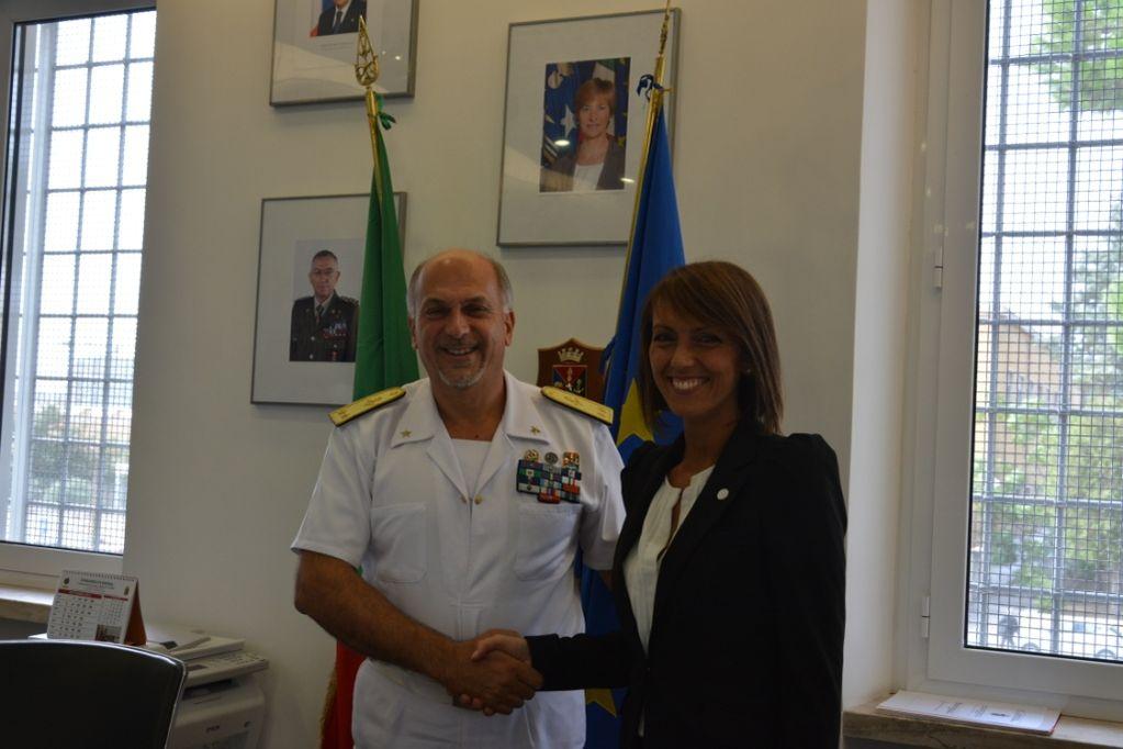 Sonia Montegiove e Ruggiero Di Biase