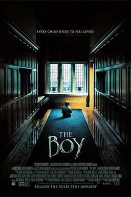 [MOVIES] ザ・ボーイ / THE BOY (2016)