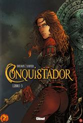Actualización 27/09/2015: Conquistador #3, traducido por Floyd Wayne y maquetado por k0ala.
