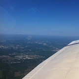 Our flight home from Branson MO to Monticello IL 08292012-03