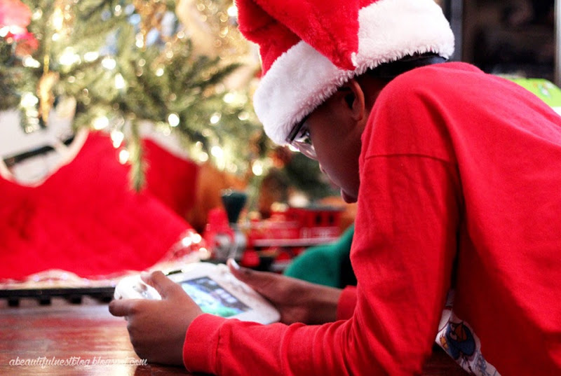 A-Beautiful-Nest-Christmas-2014-on-the-floor-playing-games