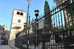 The Historic Quarter in Malaga, Spain
