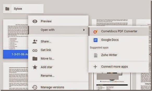 trik cepat convert dokumen secara online