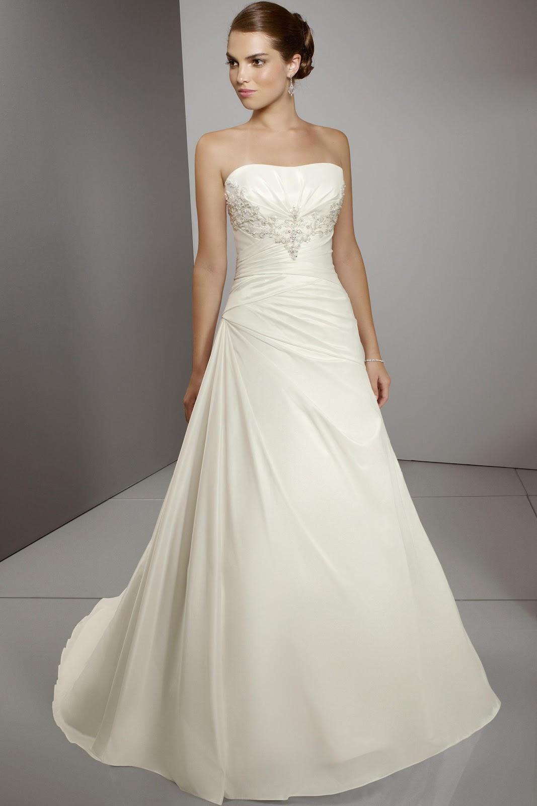 A-Line 2012 Bridal Dresses