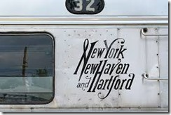 New York New Haven Hartford RR