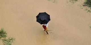 Alors que des inondations ont causé des ravages dans le sud du pays : Nouvelle vague de chaleur sur le nord du pays