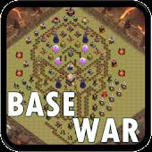 App War Base COC TH 6 - TH 11 APK for Windows Phone