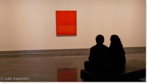 Museo Universidad de Navarra - Sin título - Mark Rothko