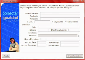 Formulario Netbook PCI