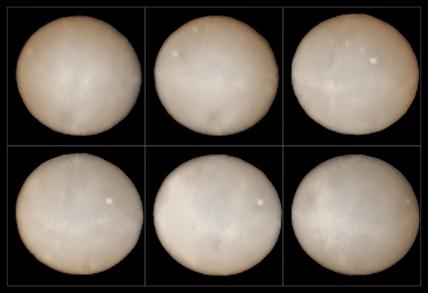 superfície de Ceres