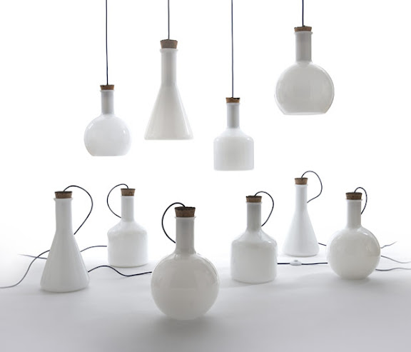 Designerlampen - 25 originelle Lichtideen zum selber bauen
