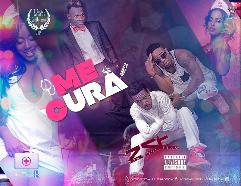 Me Cura-Zona Sul Team(Prod. Next Stage Music)[2015]