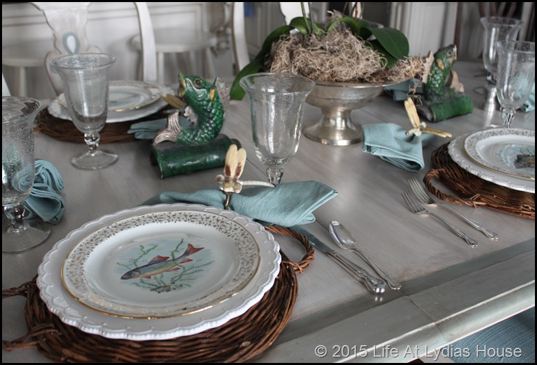 Limoges fish plates tabelscape 5
