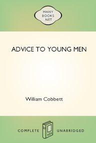 Cover of William Cobbett's Book Advice To Young Men