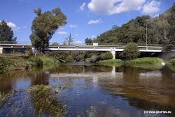 Silniční most Kynšperk nad Ohří.