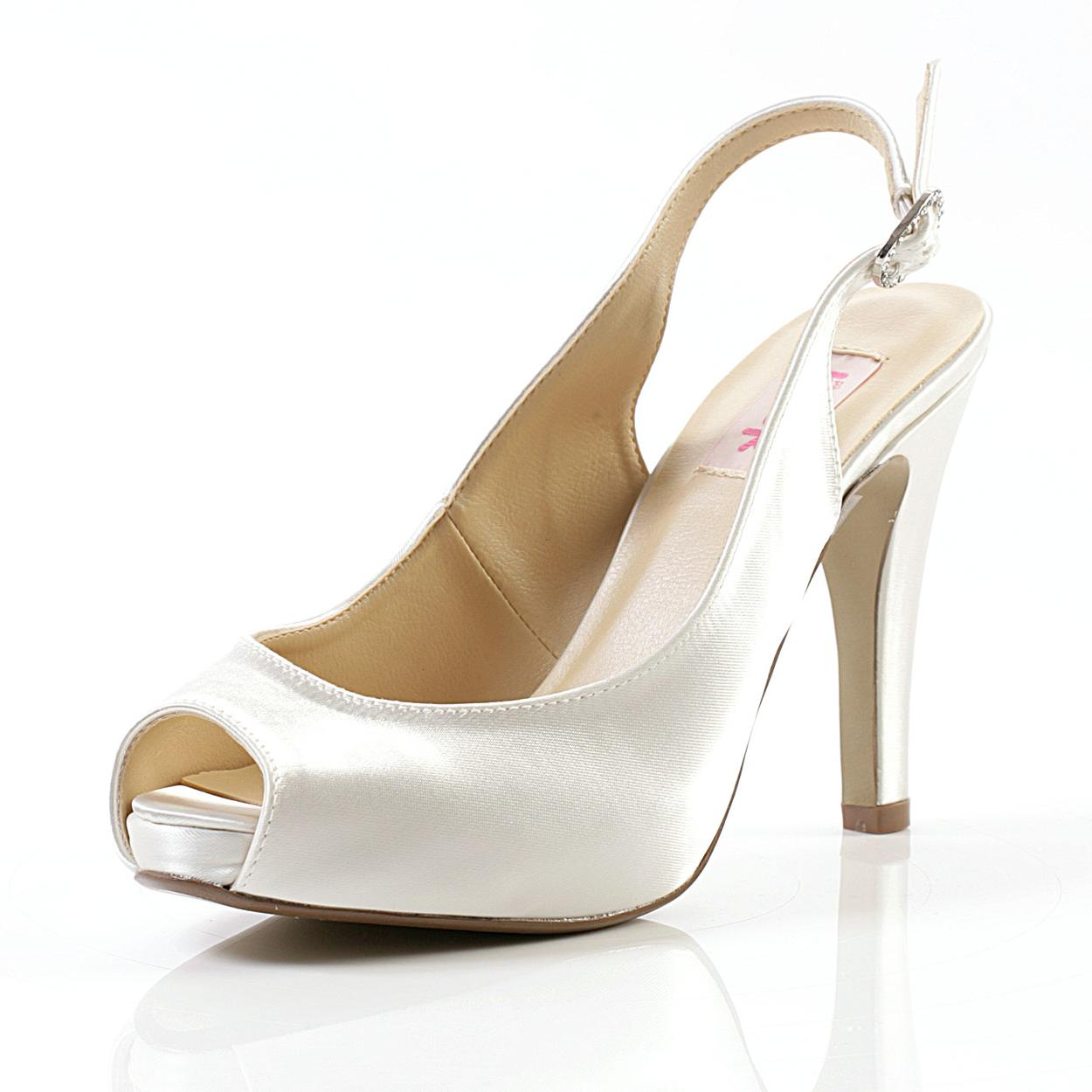 Barbie Wedding Shoes - Pink By