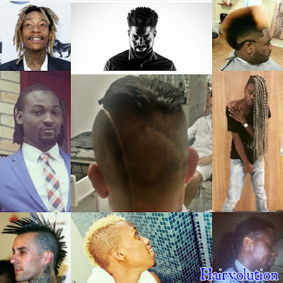 HAIRSTYLES MEN ROCK