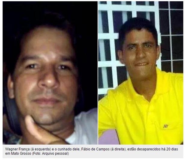 Morte de casal de Rosário Oeste após depoimento sobre sumiço de cunhados é apurada