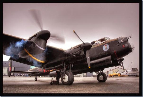Avro-Lancaster canadian warfare