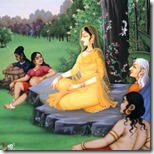 [Sita Devi in Lanka]